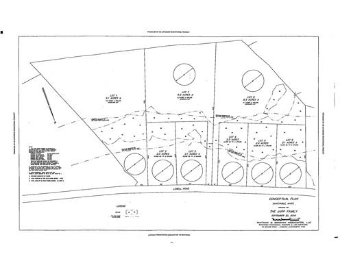 Terrain pour l Vente à Address Not Available Dunstable, Massachusetts 01827 États-Unis
