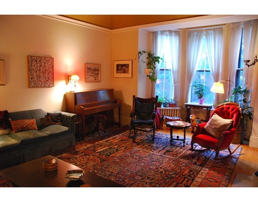Single Family Home for Sale at 57 Monmouth Street Brookline, Massachusetts 02446 United States