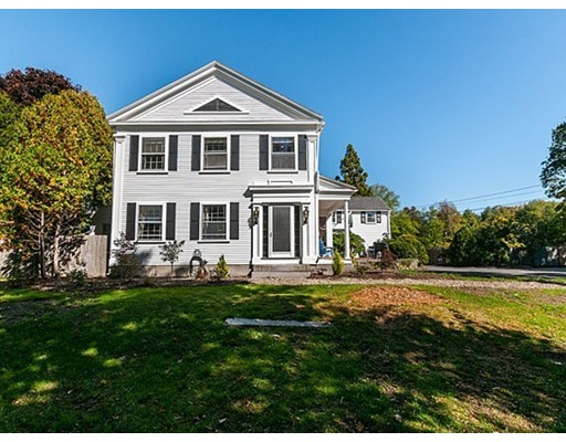 Single Family Home for Sale at 91 Main Street Kingston, Massachusetts 02364 United States