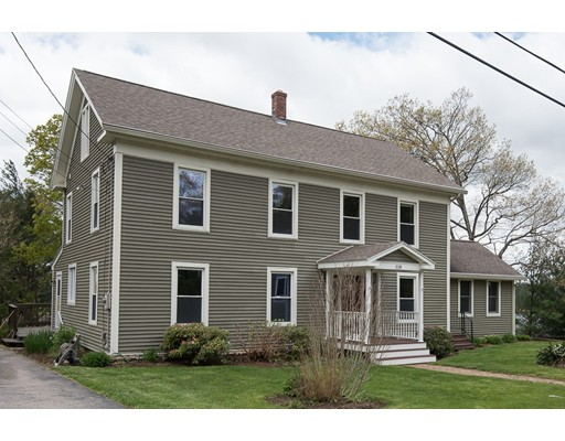 Single Family Home for Sale at 118 Gleason Avenue East Brookfield, Massachusetts 01515 United States
