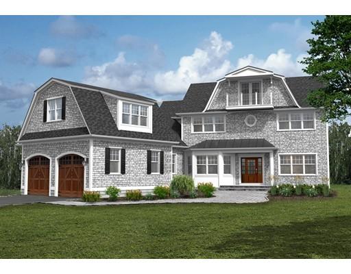 Casa Unifamiliar por un Venta en 8 Uncle Stephens Road Dennis, Massachusetts 02670 Estados Unidos