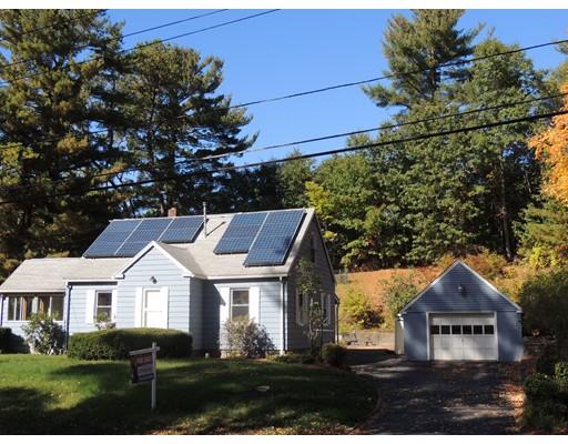 Casa Unifamiliar por un Venta en 12 Brimfield Road Monson, Massachusetts 01057 Estados Unidos