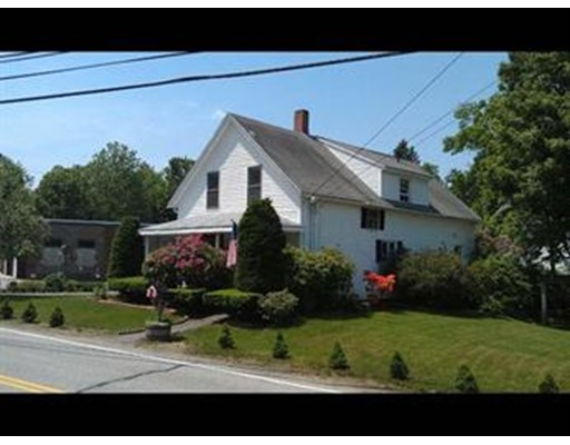 Single Family Home for Sale at 69 Winter Street Barre, Massachusetts 01005 United States