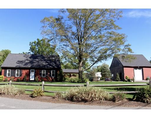 独户住宅 为 销售 在 59 Pratt Street 哈利法克斯, 马萨诸塞州 02338 美国