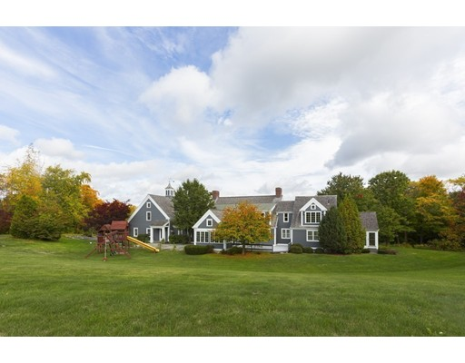 Single Family Home for Sale at 44 Wilder Road 44 Wilder Road Bolton, Massachusetts 01740 United States