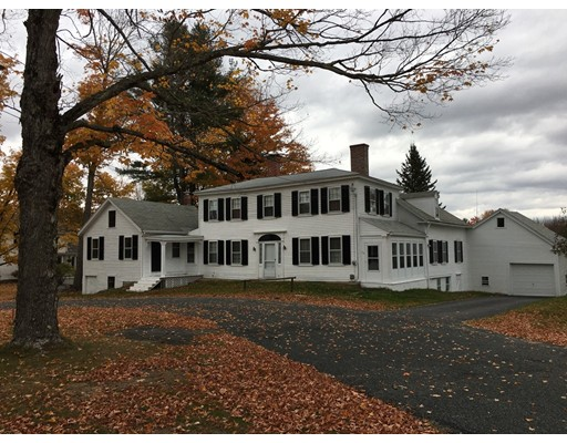 Single Family Home for Sale at 12 On The Common Royalston, Massachusetts 01368 United States