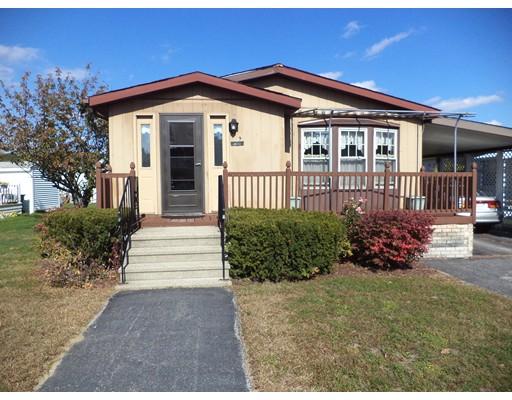 Casa Unifamiliar por un Venta en 500 Mendon Rd/9 Princess Attleboro, Massachusetts 02703 Estados Unidos