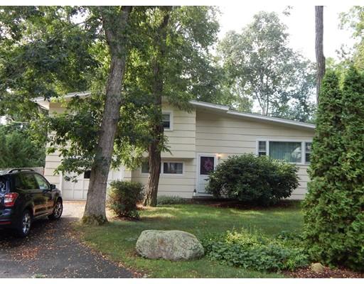 Casa Unifamiliar por un Alquiler en 41 Rogers Road 41 Rogers Road Falmouth, Massachusetts 02540 Estados Unidos