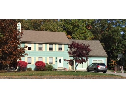 Single Family Home for Sale at 25 Mulberry Circle Ayer, Massachusetts 01432 United States