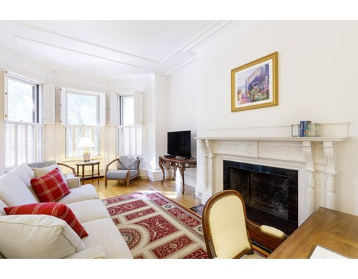 Additional photo for property listing at 383 Commonwealth Avenue  Boston, Massachusetts 02115 Estados Unidos