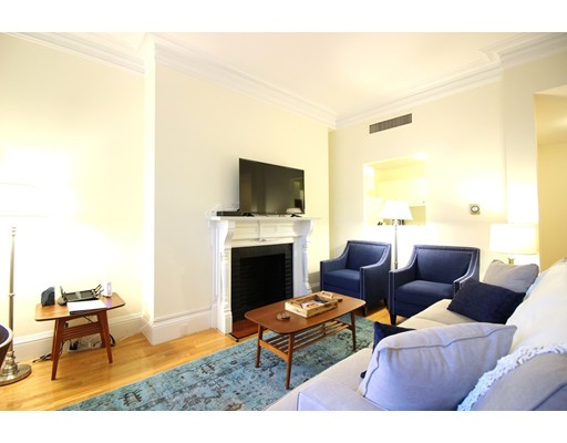 Additional photo for property listing at 387 Commonwealth Avenue  Boston, Massachusetts 02115 United States