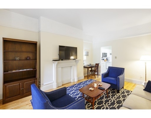 387 Commonwealth Ave 4, Boston, MA 02115