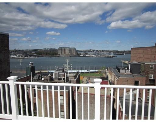 独户住宅 为 出租 在 63 Charter 波士顿, 马萨诸塞州 02113 美国