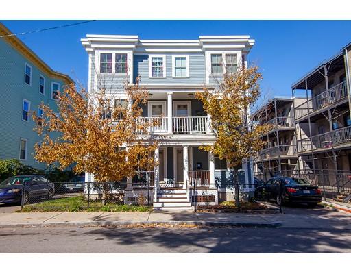 Single Family Home for Sale at 5 Coleus Park Boston, Massachusetts 02121 United States