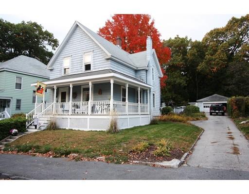 Casa Unifamiliar por un Venta en 6 Lyford Street Worcester, Massachusetts 01605 Estados Unidos