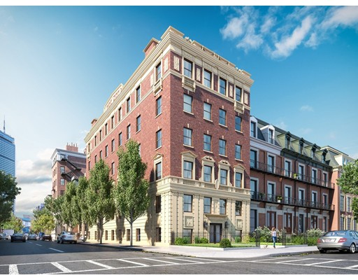 Condominium for Sale at 401 Beacon #5 Boston, Massachusetts 02115 United States