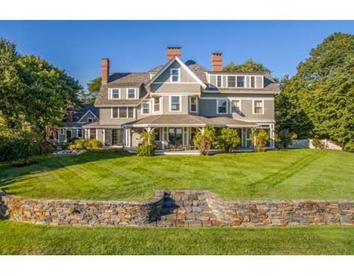 Single Family Home for Sale at 15 Old Neck Road Manchester, Massachusetts 01944 United States