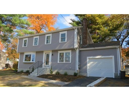 Частный односемейный дом для того Продажа на 25 Harding Street Milford, Массачусетс 01757 Соединенные Штаты