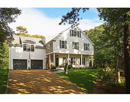 独户住宅 为 销售 在 115 Stonegate Lane Tisbury, 马萨诸塞州 02568 美国