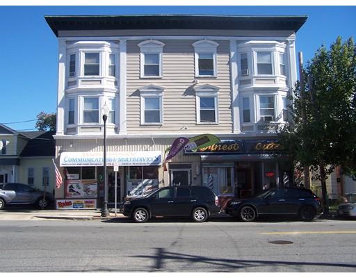 多户住宅 为 销售 在 55 Broadway Methuen, 马萨诸塞州 01844 美国