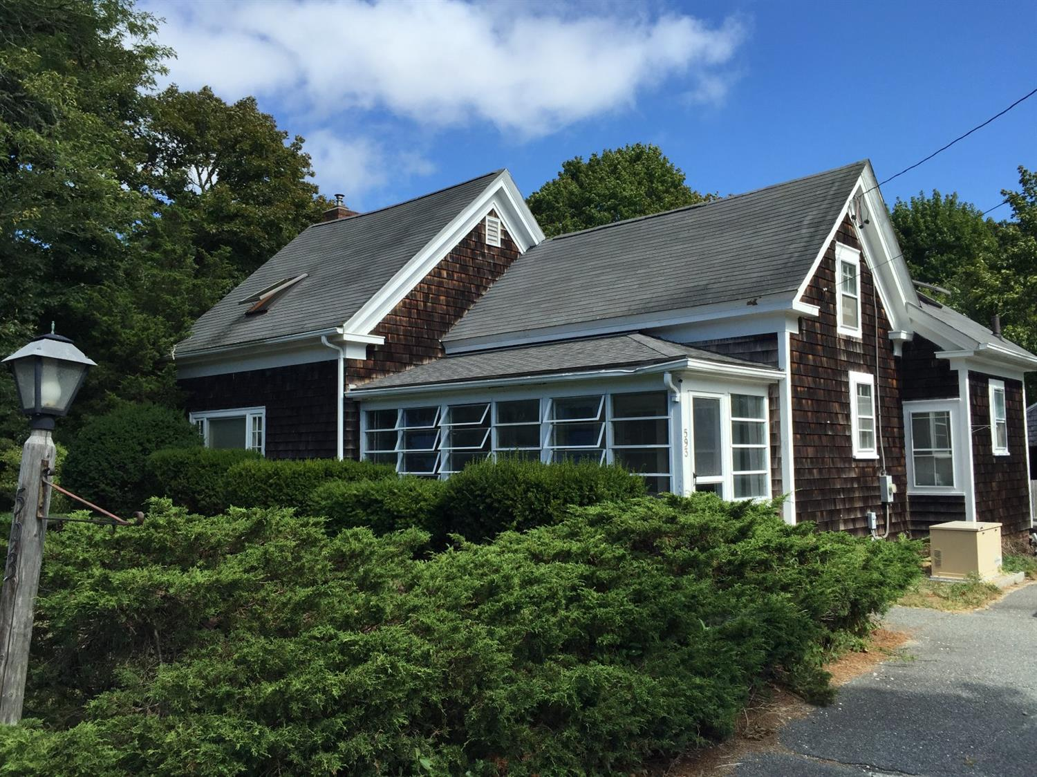 Single Family Home for Sale at 593 Depot Street Harwich, Massachusetts 02645 United States