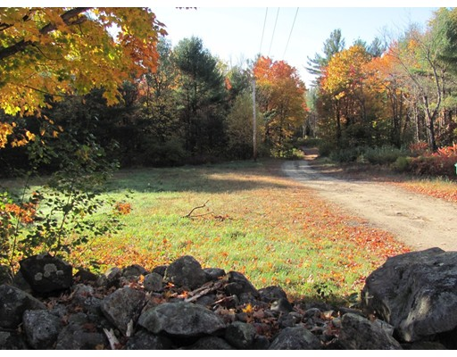 Land for Sale at 100 Willard Road Ashburnham, Massachusetts 01433 United States