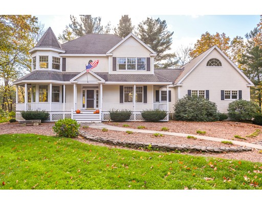 Single Family Home for Sale at 156 FROST ROAD Tyngsborough, 01879 United States