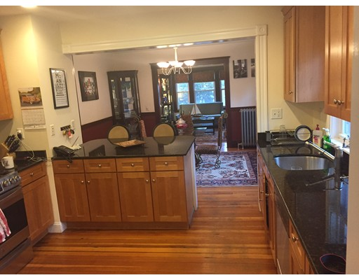 Single Family Home for Rent at 102 Bynner Street Boston, Massachusetts 02130 United States