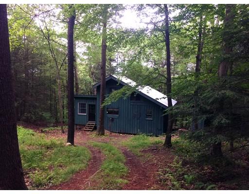 Частный односемейный дом для того Продажа на 59 Gate Lane Wendell, Массачусетс 01379 Соединенные Штаты