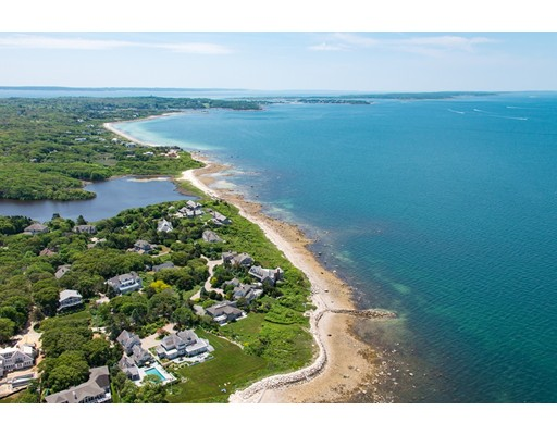 Single Family Home for Sale at 45 Gunning Point Road Falmouth, Massachusetts 02540 United States