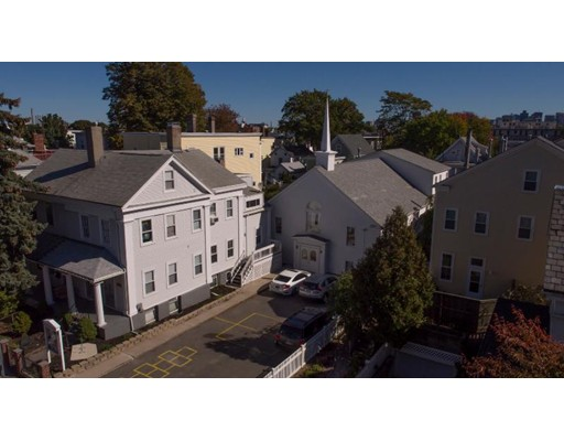 Multi-Family Home for Sale at 114 Inman Street Cambridge, Massachusetts 02139 United States