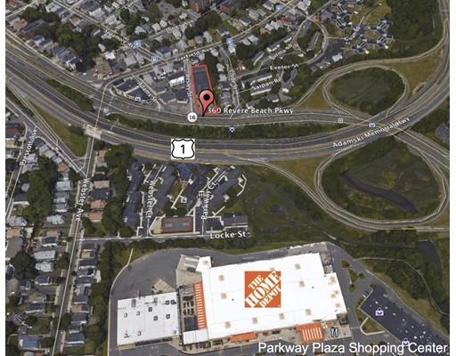 Comercial por un Venta en 360 REVERE BEACH PKWY Chelsea, Massachusetts 02150 Estados Unidos