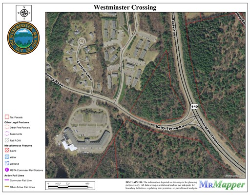 Land for Sale at 1 West Main Street Westminster, Massachusetts 01473 United States