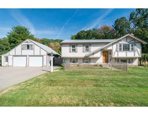 Single Family Home for Sale at 20 Ticonderoga Lane Millis, Massachusetts 02054 United States