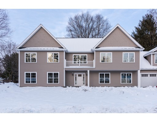 Single Family Home for Sale at 13 Russell Circle Natick, Massachusetts 01760 United States