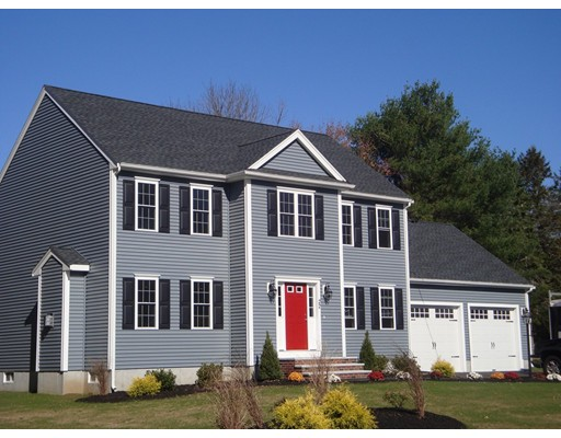 Single Family Home for Sale at 37 Whitetail Lane Middleboro, Massachusetts 02346 United States