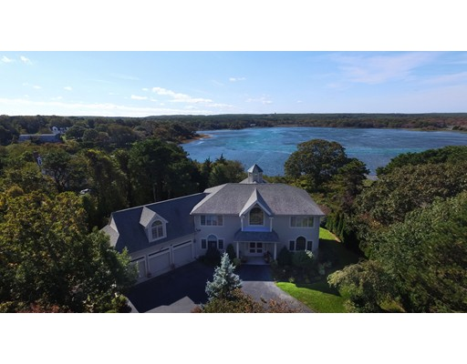 Single Family Home for Sale at 34 Goose Point Lane Sandwich, Massachusetts 02637 United States