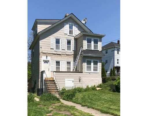 Single Family Home for Sale at 206 DOYLE Street Fall River, Massachusetts 02723 United States