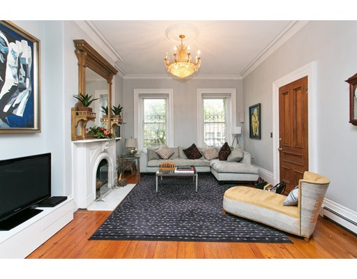 sold property at 1666 Washington Street