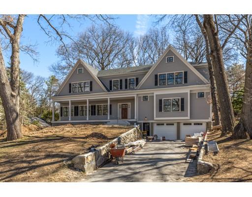 Single Family Home for Sale at 80 Buckman Drive Lexington, Massachusetts 02421 United States