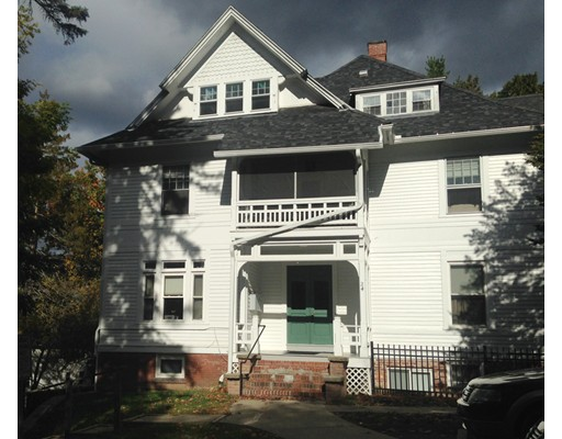 Multi-Family Home for Sale at 24 Tyler Place Amherst, Massachusetts 01002 United States