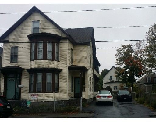 Multi-Family Home for Sale at 41 London Street Lowell, Massachusetts 01852 United States