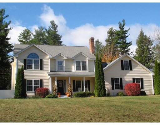 Single Family Home for Sale at 58 Green Farm Road New Ipswich, New Hampshire 03071 United States