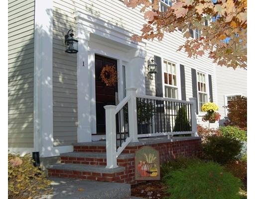 Condominium for Sale at 1 Maple Street Medfield, Massachusetts 02052 United States