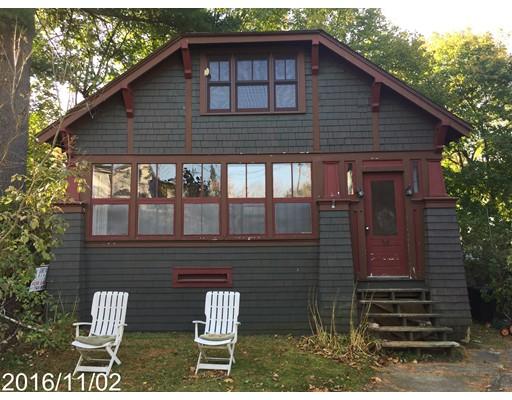 Casa Unifamiliar por un Venta en 48 Jackson Street North Adams, Massachusetts 01247 Estados Unidos