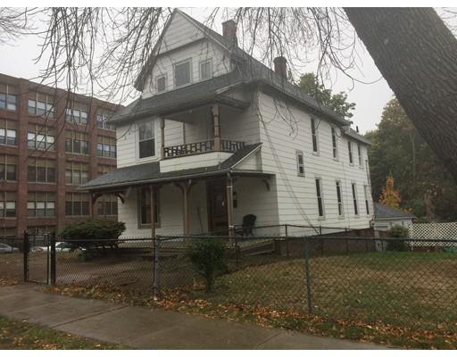 多户住宅 为 销售 在 180 Sargeant Street 180 Sargeant Street Holyoke, 马萨诸塞州 01040 美国