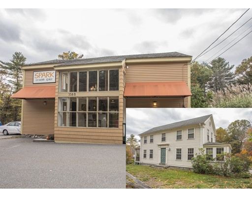 Comercial por un Venta en 358 Great Road Acton, Massachusetts 01720 Estados Unidos