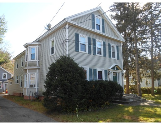 Multi-Family Home for Sale at 264 Main Street Easthampton, Massachusetts 01027 United States