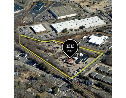 Land for Sale at 22 Everett Street Westwood, 02090 United States