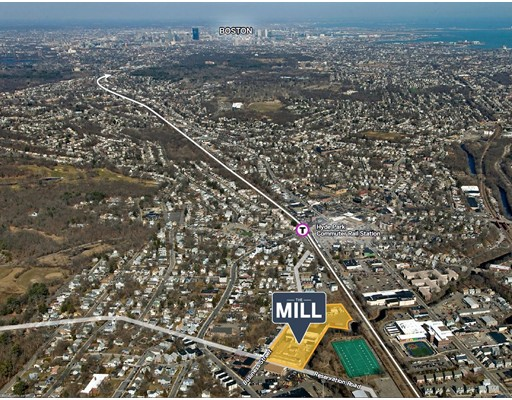 Land for Sale at 100 Business Street Boston, 02136 United States
